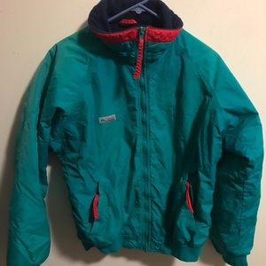 Columbia Vintage Sportswear Medium Jacket